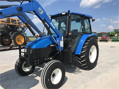 AuctionTime.com | NEW HOLLAND TL90 Auction Results on