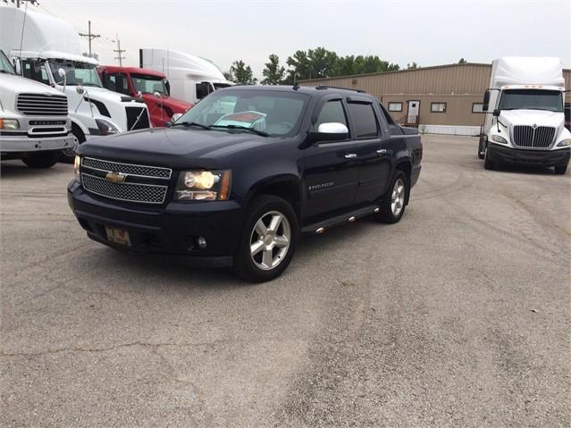 2008 Chevrolet Avalanche Ltz For Sale In Kansas City Kansas