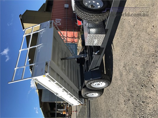 2018 EGR Utility Tipper Trailers for Sale