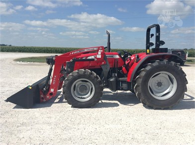 MASSEY-FERGUSON 4709 For Sale - 35 Listings   TractorHouse com