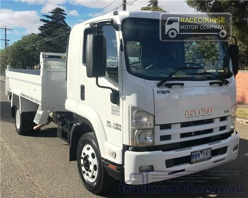 2008 Isuzu FSR Racecourse Motor Company - Trucks for Sale