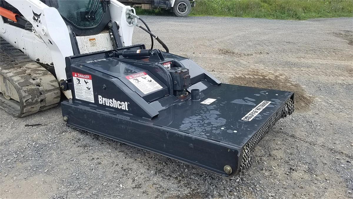 2011 BOBCAT BRUSHCAT 60 Shredder/Mower For Sale In Shirleysburg