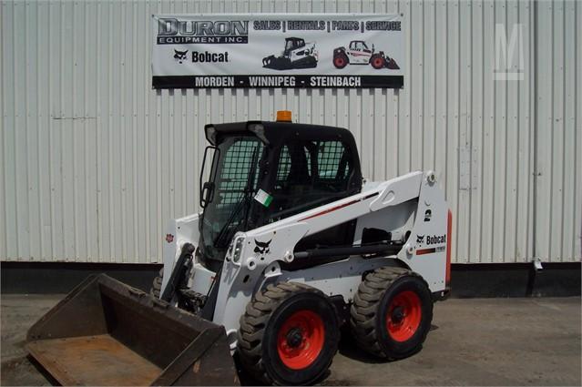 2014 BOBCAT S630 For Sale In Winnipeg, Manitoba Canada