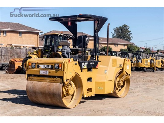 2012 Caterpillar CB-434D - Heavy Machinery for Sale
