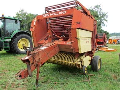 NEW HOLLAND 849 For Sale - 5 Listings | TractorHouse com