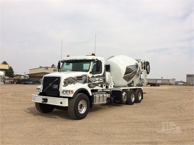 VOLVO VHD Mixer Trucks / Asphalt Trucks / Concrete Trucks