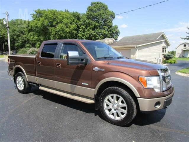 F150 King Ranch For Sale >> 2012 Ford F150 King Ranch For Sale In Wabash Indiana