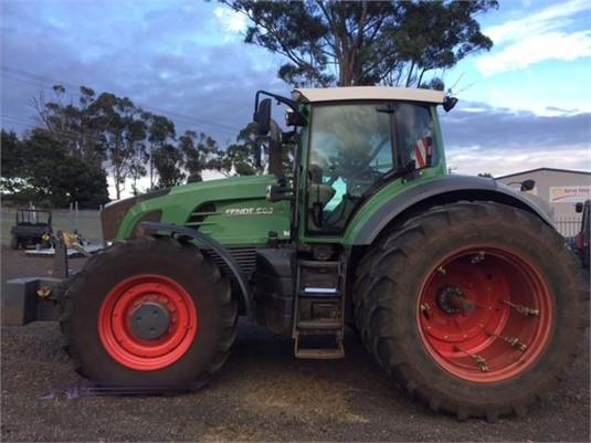 0 Fendt 936 Vario - Farm Machinery for Sale