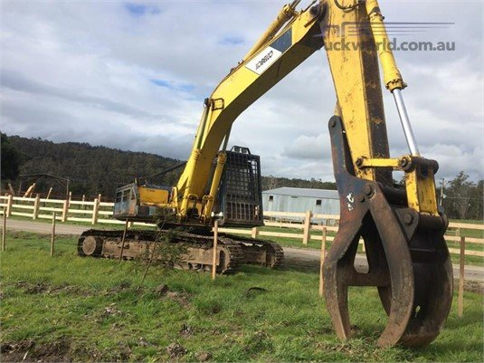 0 Kobelco SK220 LC Heavy Machinery for Sale