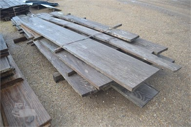 BUNDLE OF PINE BOARDS   Auction Results - 14 Listings