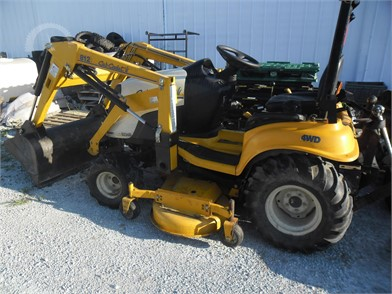 CUB CADET Less Than 40 HP Tractors Auction Results - 15 Listings