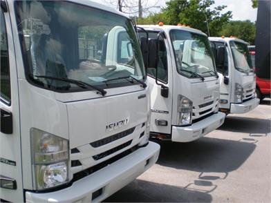 Isuzu Trucks & Trailers For Sale By LEXINGTON TRUCK SALES