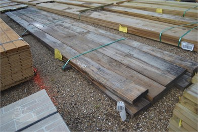 Lot Of (10) 2X8x20 Boards Other Auction Results In Louisiana