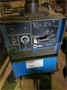 MILLER SHOPMASTER 300 Auction Results - 5 Listings