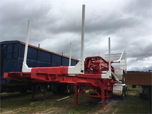1900 Freighter Mini B Double - Trailers for Sale