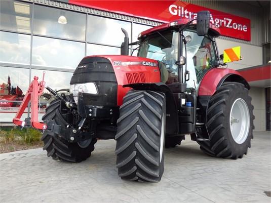 2013 Case Ih Puma 160 CVX - Farm Machinery for Sale