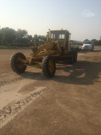 1965 CAT 12 For Sale In Forbes, North Dakota