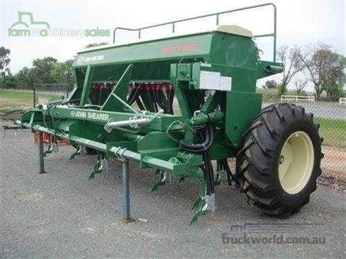 0 John Shearer 4 ROW DIRECT - Farm Machinery for Sale