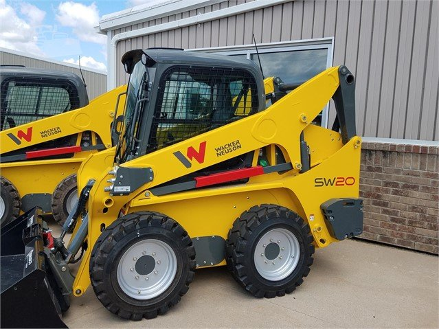 2017 WACKER NEUSON SW20 For Sale In Brillion, Wisconsin