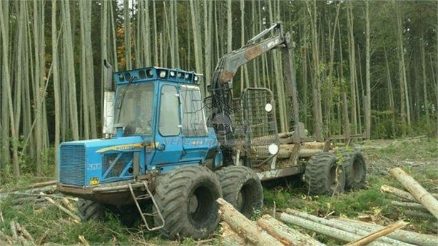 ROTTNE SMV Forestry Equipment For Sale - 3 Listings