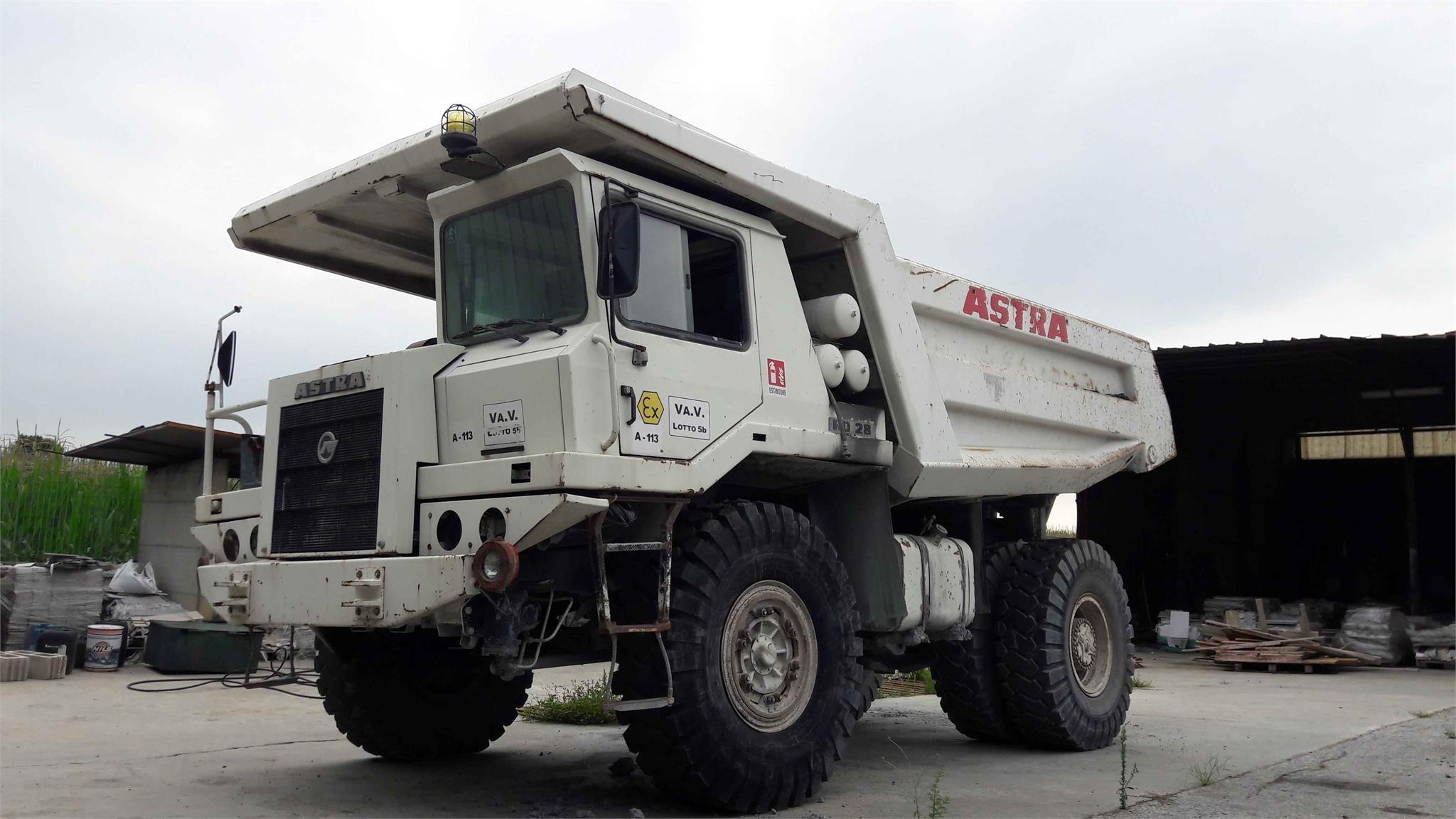 Astra RD28 Usato