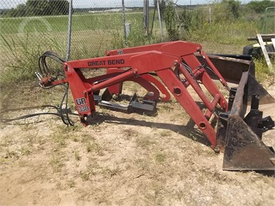GREAT BEND Loaders Auction Results - 26 Listings