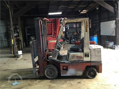 NISSAN Forklifts Lifts Auction Results - 96 Listings | AuctionTime