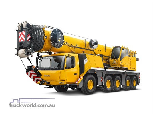 0 Grove GMK5150L Heavy Machinery for Sale
