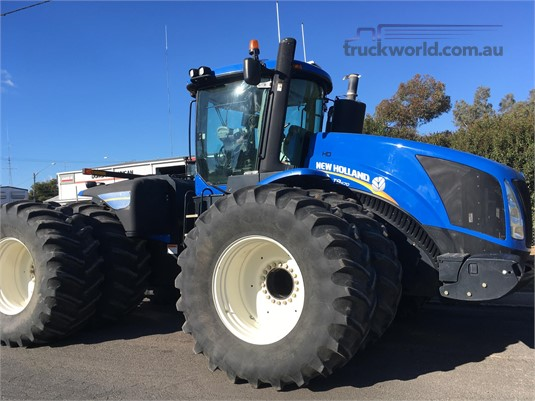 2012 New Holland T9.670 - Farm Machinery for Sale