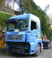 MAN TG480A  used
