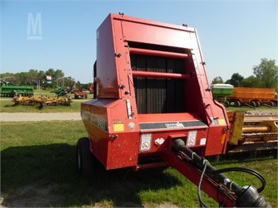 Case Ih Round Balers Auction Results - 94 Listings