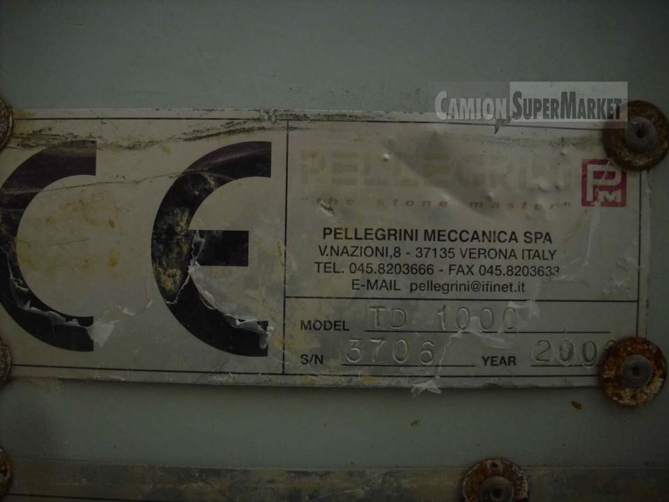 PELLEGRINI TD1000 Uzywany Piemonte