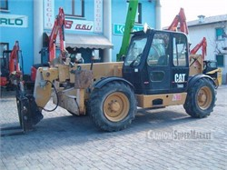 Caterpillar Th63  Usato