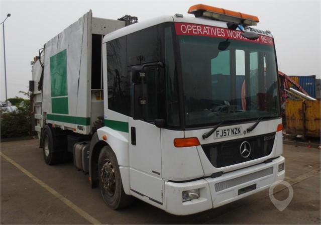2007 MERCEDES-BENZ ECONIC 1823 at TruckLocator.ie