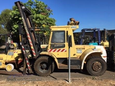 0 Hyster H9.00XL Forklifts for Sale