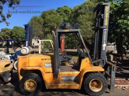 1994 Hyster H9.00XL Forklifts for Sale