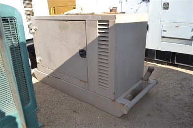 P620819 60KW GENERATOR Other Auction Results - 1 Listings