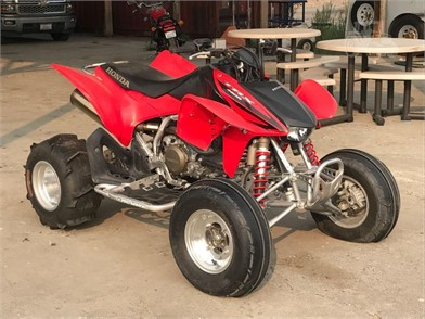 HONDA TRX450R Auction Results - 3 Listings | TractorHouse
