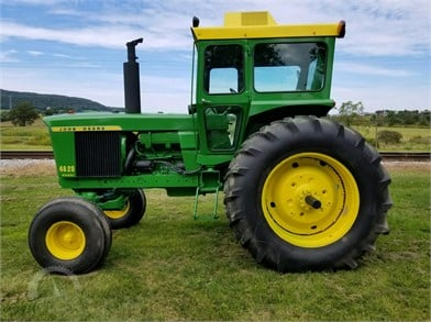 John Deere Tractors Online Auction Results - October 4, 2017