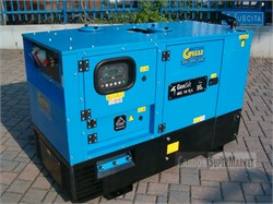 GENSET MG16 S-L  used