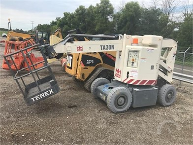 TEREX Boom Lifts Lifts Auction Results - 9 Listings