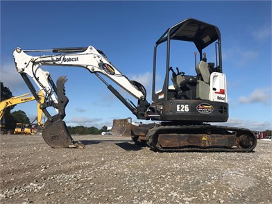 Mini (Up To 12,000 Lbs) Excavators For Sale By J&J EQUIPMENT RENTALS