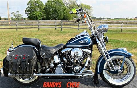1999 HERITAGE SOFTAIL CLASSIC For Sale In Marengo, Illinois