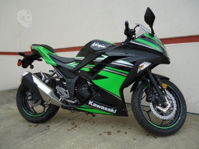 2016 Kawasaki Ninja 300 Abs Krt For Sale In Clearfield Pennsylvania