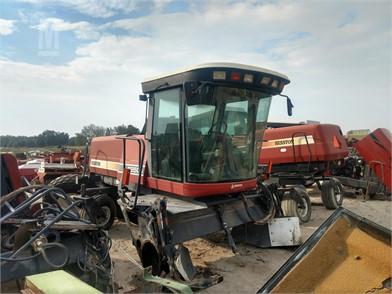 Hesston Farm Equipment Dismantled Machines - 267 Listings