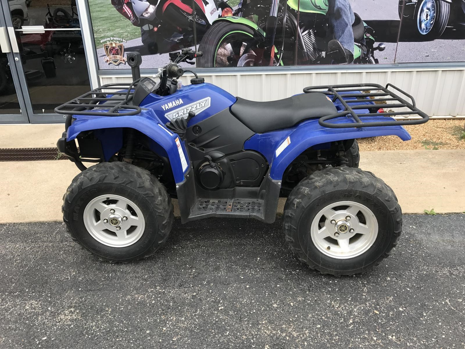 2007 YAMAHA GRIZZLY 450 For Sale in West Plains, Missouri