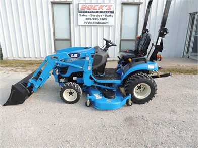 LS Tractors For Sale In Illinois - 42 Listings | TractorHouse com