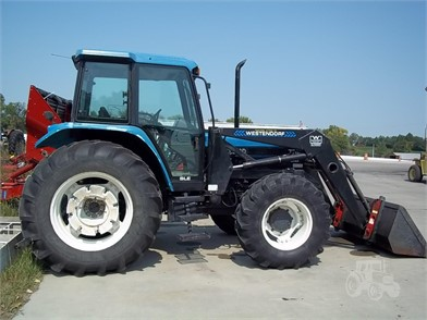 40 HP To 99 HP Tractors Auction Results - 834 Listings