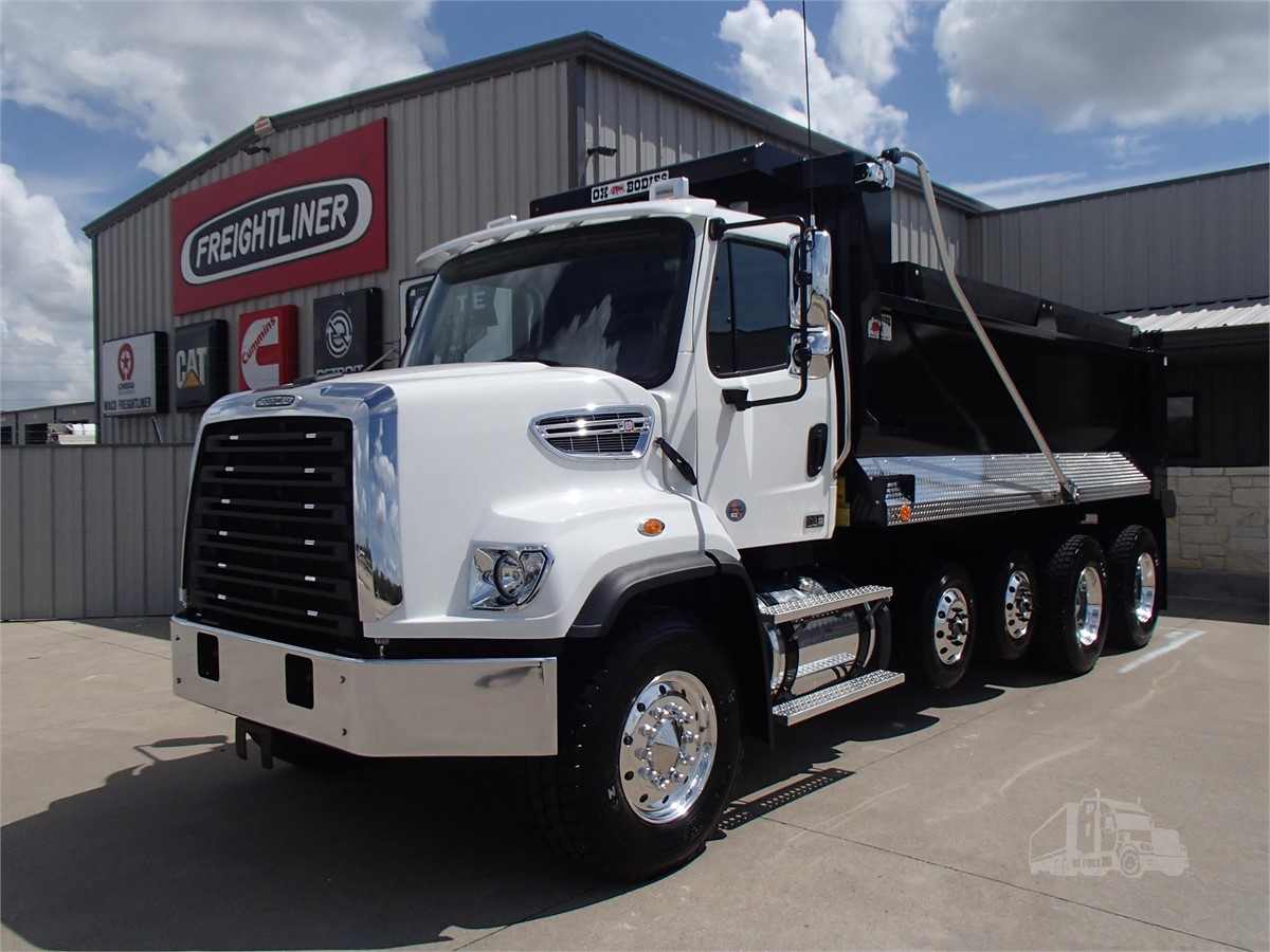 2019 freightliner 108sd for sale in waco texas. Black Bedroom Furniture Sets. Home Design Ideas