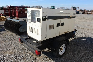 MULTIQUIP Generators Power Systems Auction Results - 20